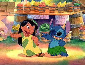 Lilo and Stitch Cartoon